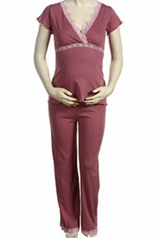 SOLD OUT Belabumbum Ariel Nursing & Maternity PJ Set