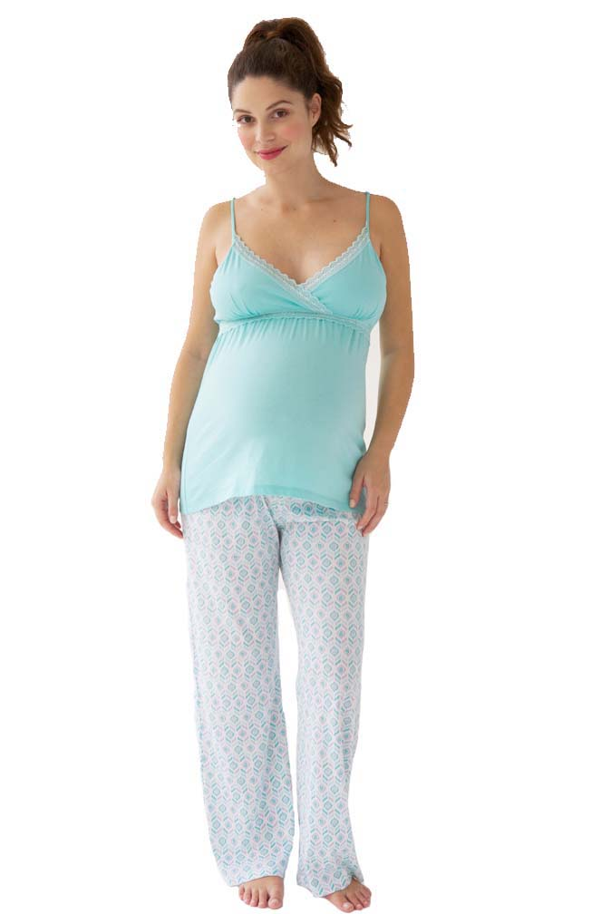 SOLD OUT Belabumbum Ondine Mom and Baby Maternity Nursing Sleepwear ...