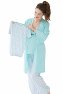 SOLD OUT Belabumbum Ondine Mom and Baby Maternity Nursing Sleepwear Set