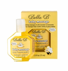 TEMPORARILY OUT OF STOCK Bella B Baby Massage Oil