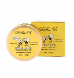 Bella B Little Bee Decongesting Chest Rub