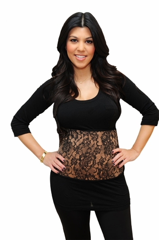 SOLD OUT Belly Bandit Black Lace - Post Pregnancy Compression Belt