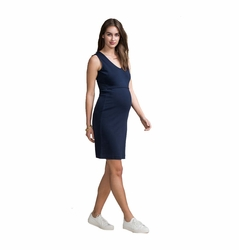 Boob Audrey Maternity Nursing Tank Dress