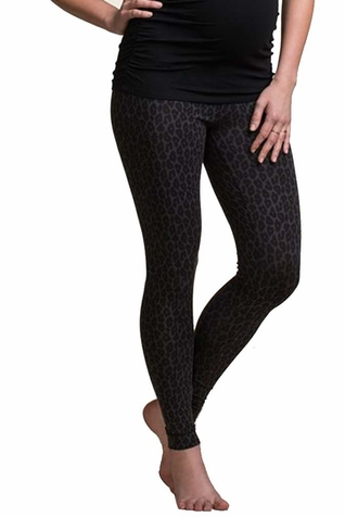SOLD OUT Boob Once-On-Never-Off Maternity Leggings - Print