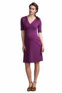 SOLD OUT Boob Sophia Maternity Nursing Elbow Sleeve Dress