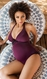 SOLD OUT Cache Coeur Calypso 1 Piece Multiway Strap Maternity Swimsuit
