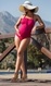 SOLD OUT Cache Coeur Newport 1 Piece Maternity Swimsuit