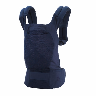 SOLD OUT Ergobaby Designer Collection Baby Carrier - Blue Lotus Embroidered Limited Edition
