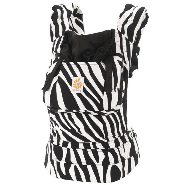 Image result for ergo baby zebra carrier