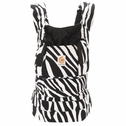SOLD OUT Ergobaby Original Ergo Baby Canvas Carrier - Zebra