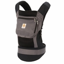 SOLD OUT Ergobaby Performance Baby Carrier - Black And Charcoal