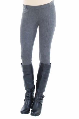 SOLD OUT Everly Grey Bingly Ponte Pintuck Maternity Legging