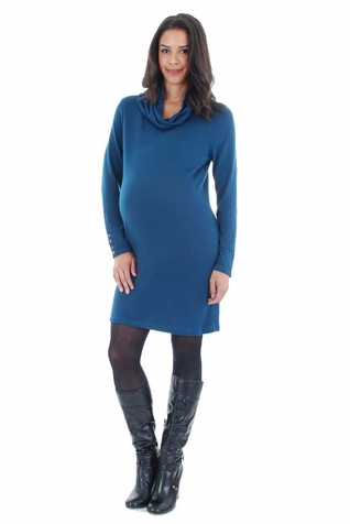 SOLD OUT Everly Grey Marina Lightweight Maternity Sweater Dress
