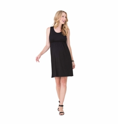 TEMPORARILY OUT OF STOCK Ingrid & Isabel Empire Maternity Tank Dress