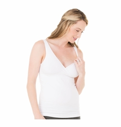 Ingrid & Isabel Seamless Crossover Maternity And Nursing Cami