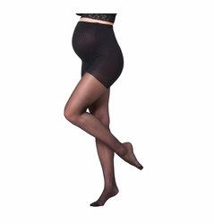 SOLD OUT Ingrid & Isabel Sheer Maternity Pantyhose With Reinforced Toe