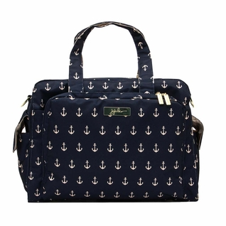 SOLD OUT Ju-Ju-Be Be Prepared Diaper Bag - Legacy The Admiral