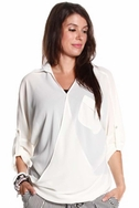 SOLD OUT Jules And Jim Must Have Maternity Blouse