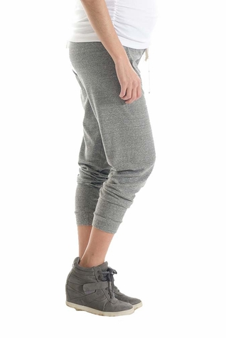 SOLD OUT Lilac Maternity Drawstring Track Pants