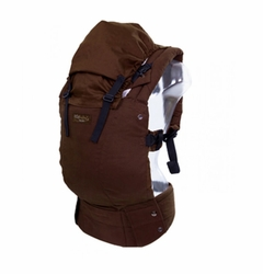 Lillebaby Complete Organic Cotton Baby Carrier - Toffee Brown