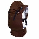SOLD OUT Lillebaby Complete Organic Cotton Baby Carrier - Toffee Brown