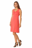 SOLD OUT Majamas Ally Maternity Nursing Sleeveless Dress