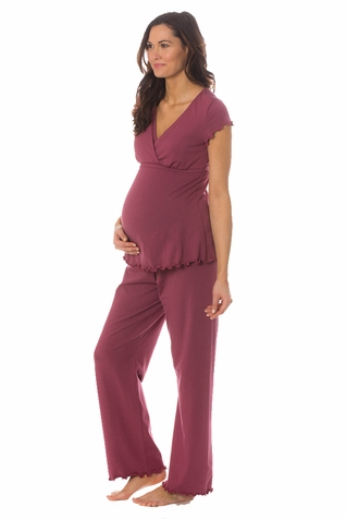 Majamas Genna Maternity Nursing PJ Set