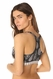 Majamas Racerback Active Bra With Removable Padding