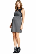 SOLD OUT Maternal America Bow Detail Maternity Shift Dress