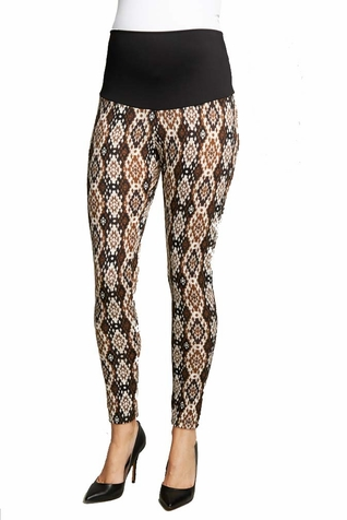 SOLD OUT Maternal America Over Belly Maternity Support Leggings