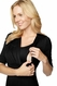 TEMPORARILY OUT OF STOCK Maternal America Tummy Tuck Compression Nursing Dress - Elbow Sleeve