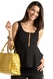 SOLD OUT Molly Ades Zip Front Maternity Nursing Flutter Tank Top