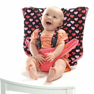 My Little Seat Travel Highchair - All My Lovin