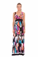 SOLD OUT Olian Alexus Maternity Maxi Dress