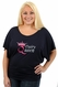"One Creative Mama Dolman Sleeve Statement Tee For Moms ""Dairy Queen"""