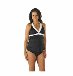 SOLD OUT Prego Maternity Trimkini Tankini Swimsuit