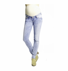 SOLD OUT Ripe Jessa Skinny Maternity Jeans - Bleach Wash