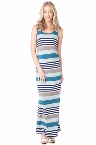 SOLD OUT Ripe Maternity Shelley Tank Maxi  Dress