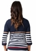 SOLD OUT Ripe Maternity Veronica Striped Cotton Knit V Neck Sweater