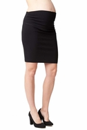 SOLD OUT Ripe Suzie Maternity Career Mini Skirt