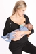 SOLD OUT Seraphine Alexia Maternity Nursing Snap Down Knit Sweater