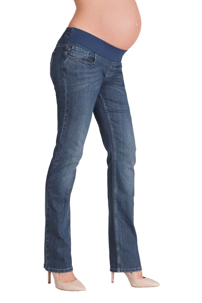 SOLD OUT Seraphine Andi Straight Leg Under Bump Maternity Jeans ...