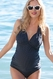SOLD OUT Seraphine Lila Polka Dot Maternity Tankini