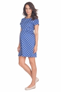 SOLD OUT Seraphine Martina Short Sleeve Polka Dot Dress