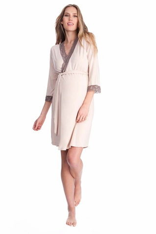 Seraphine Paris Maternity Nursing Robe