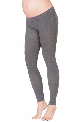 Seraphine Tammy Underbump Bamboo Active Maternity Leggings