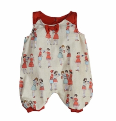 SOLD OUT Shirley & Victor by Majamas Baby Girl Peggie Onesie