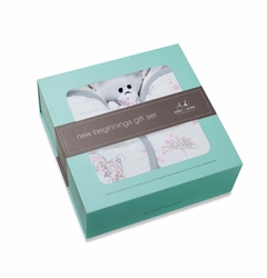 SOLD OUT Aden + Anais New Beginnings Boxed Gift Set - For The Birds