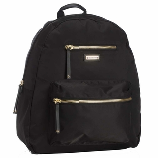 TEMPORARILY OUT OF STOCK Storksak Charlie Backpack Diaper Bag - Black