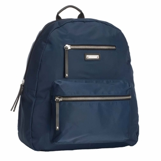 TEMPORARILY OUT OF STOCK Storksak Charlie Backpack Diaper Bag - Navy